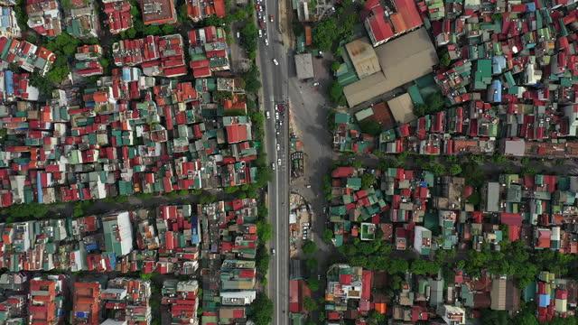 vidéos et rushes de cette ville a connu une urbanisation rapide - explosion démographique