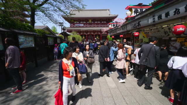 This clip may require special release regarding image of Gokuden which is the place where the Goddess Bodhisattva Kannon is enshrined Worshippers are...