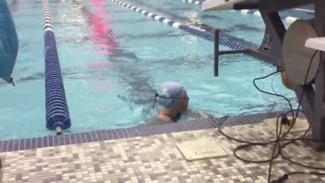 This evening began the Junior Olympics qualifying swim competition held in Philadelphia Young men and women all gathered this evening to represent...