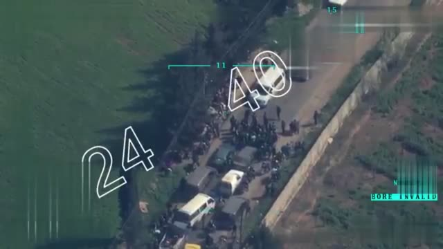 this footage provided by turkish armed forces on march 12 2018 shows ypg/pkk terrorists blocking syrian civilians from leaving afrin northwestern... - kurdistan workers party stock videos & royalty-free footage
