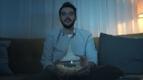 this is so funny. - popcorn stock videos & royalty-free footage