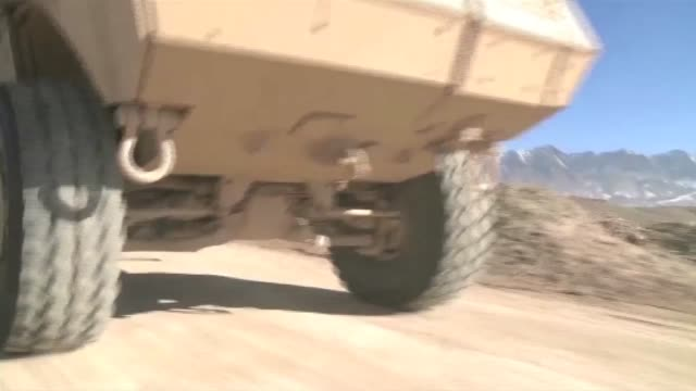 this is the afghan national army in action demonstrating the value of their armored security vehicles supplied by the us for fighting the taliban - afghan national army stock videos & royalty-free footage
