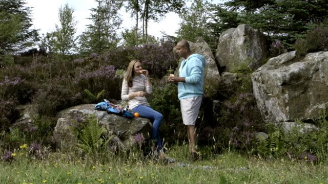 Questo è il luogo ideale per un picnic.