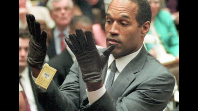 this week in history 9/27 - 10/3 - o.j. simpson stock videos & royalty-free footage