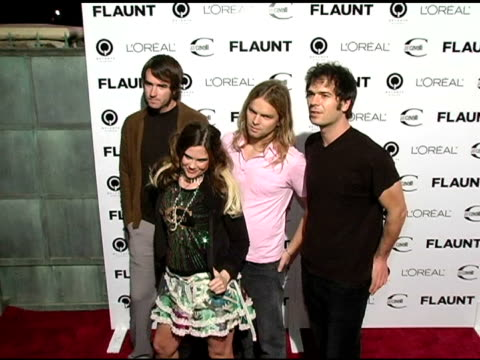 thistle at the flaunt magazine's 6th year anniversary party hosted by just cavalli at private residence in los angeles, california on december 11,... - thistle stock videos & royalty-free footage