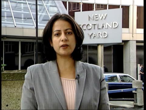stockvideo's en b-roll-footage met former duchess of york aide jane andrews arrested england london i/c ltn - crime and murder