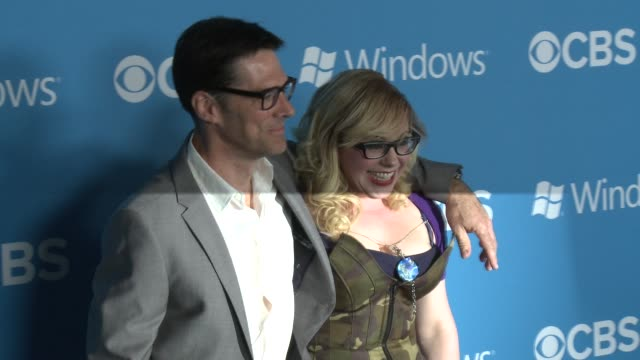 thomas gibson, kirsten vangsness at cbs 2012 fall premiere party on 9/18/2012 in west hollywood, ca. - thomas gibson stock videos & royalty-free footage