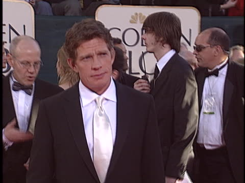 Thomas Haden Church at the Golden Globes 2005 at Beverly Hilton