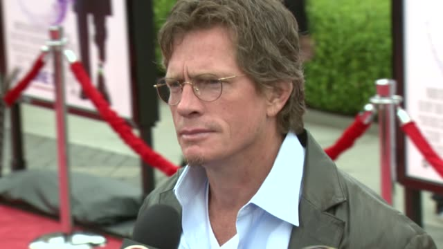 Thomas Haden Church at the 'Imagine That' Premiere at Los Angeles CA