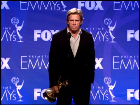 Thomas Haden Church winner for Supporting Actor In A Miniseries Or A Movie for 'Broken Trail' at the 2007 Emmy Awards press room at the Shrine...