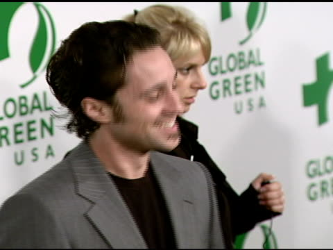 thomas ian nicholas at the global green usa's 5th annual preoscar party at null in hollywood california on february 20 2008 - pre party stock videos and b-roll footage