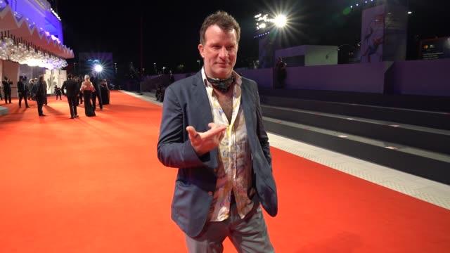 ITA: 'Run Hide Fight' Red Carpet Arrivals, 77th Venice Film Festival