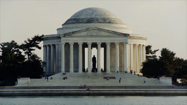 Thomas Jefferson Memorial in Washington D.C, USA