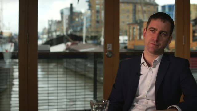 thomas mair jailed for 'terrorist' murder of mp jo cox london int brendan cox interview sot contrast between the bravery of jo what she stood for in... - thomas mair stock videos and b-roll footage