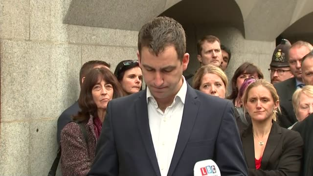 Thomas Mair jailed for 'terrorist' murder of MP Jo Cox London The Old Bailey Brendan Cox press statement SOT killing of Jo was a political act an act...