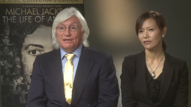 Thomas Mesereau and Susan Yu on their job to humanize Michael Jackson to the Jury Michael Jackson The Life of an Icon Interviews at Langham Hotel on...