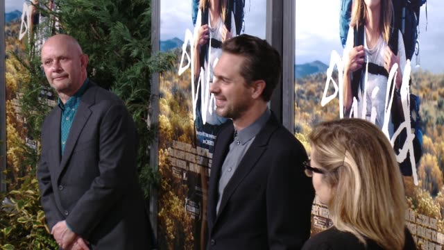 thomas sadoski at 'wild' los angeles premiere presented by fox searchlight at the academy of motion picture arts and sciences on november 19 2014 in... - 映画芸術科学協会点の映像素材/bロール