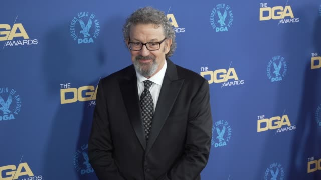 thomas schlamme at the 71st annual dga awards at the ray dolby ballroom at hollywood highland center on february 02 2019 in hollywood california - director's guild of america stock videos & royalty-free footage