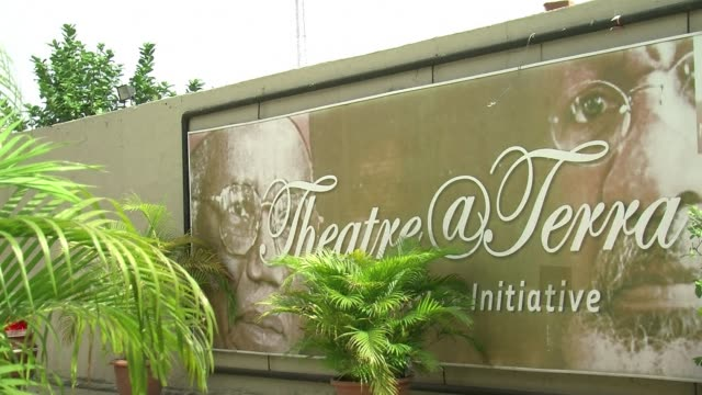 though nigeria has produced many great writers and playwrights the countrys theatre industry is losing out to nollywood films. clean : nigerian... - scriptwriter stock videos & royalty-free footage