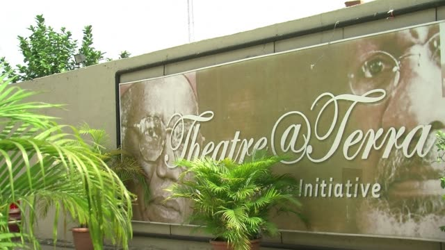 though nigeria has produced many great writers and playwrights the countrys theatre industry is losing out to nollywood films. voiced : nigerian... - scriptwriter stock videos & royalty-free footage