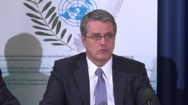 Though the global economic situation remains fragile WTO Director General Roberto Azevedo hopes the organization's upcoming ministerial conference in...