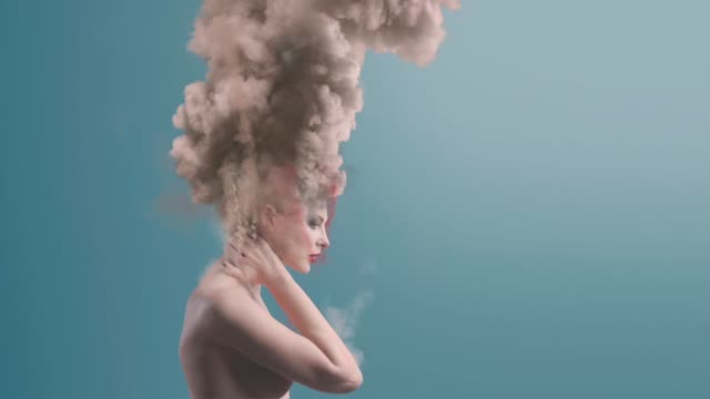 thoughtfulness - surrealism stock videos & royalty-free footage