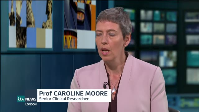 a thousand men in capital to be given mri scans to check for prostate cancer england london gir int professor caroline moore live studio interview sot - prostate stock videos and b-roll footage