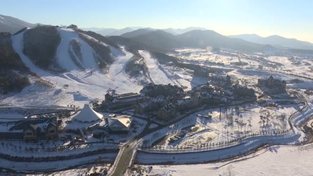 Thousands of fans will pack the futuristic Gangneung Oval for the Olympic speed skating competition next month
