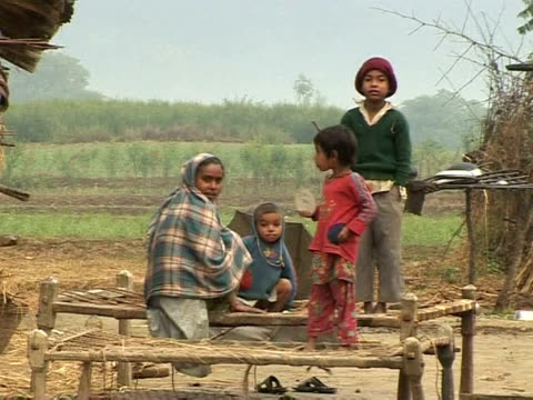 thousands of former child soldiers who fought for the maoists in nepal's decadelong civil war will thursday begin leaving the unmonitored camps where... - years stock videos and b-roll footage