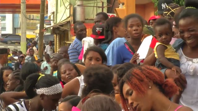 Thousands of Haitian undocumented immigrants lined up outside government offices in the Dominican Republic Monday racing a deadline to register with...