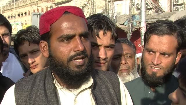 thousands of hardline pakistani religious activists held protest rallies on friday following sectarian violence last week which killed at least 11... - hold me tight stock videos & royalty-free footage
