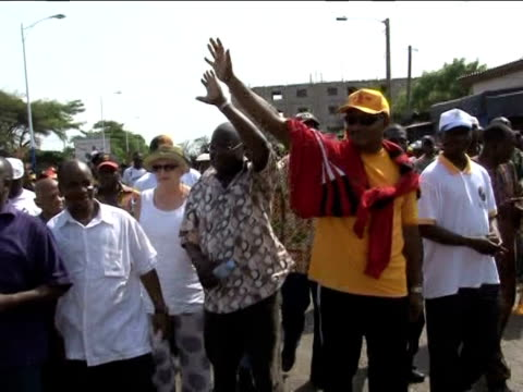 Thousands of opposition supporters and rivals backing President Faure Gnassingbe faced off in Lome on Saturday staging competing rallies nine days...