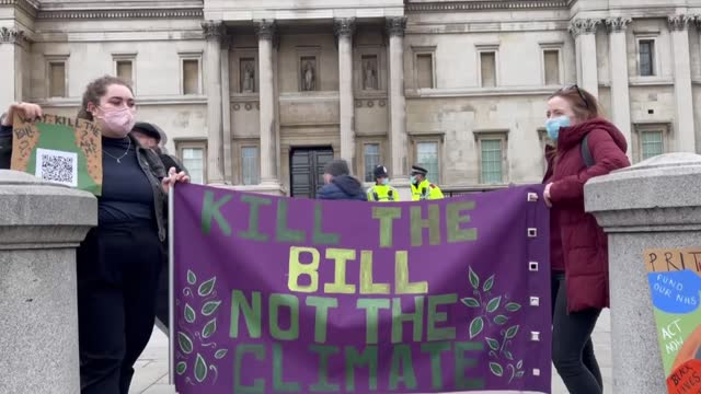 thousands of people gathered in london on saturday to protest a controversial bill that plans to increase police powers against protesters. the... - noise stock videos & royalty-free footage