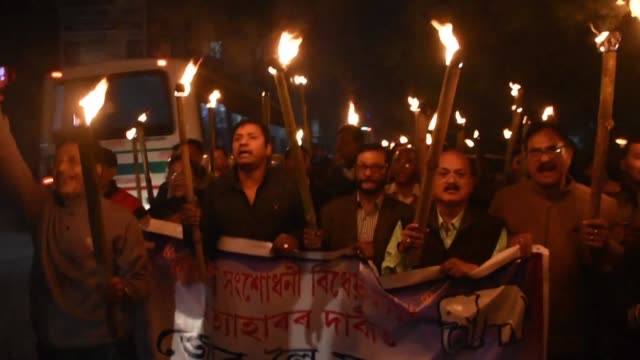 Thousands of protesters in India have been rallying this month against a proposed legislation that will grant citizenship to members of certain...