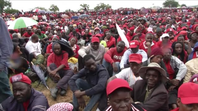 Thousands of Zimbabweans gathered Tuesday to bid a final farewell to opposition veteran Morgan Tsvangirai who was one of Africa's most globally...