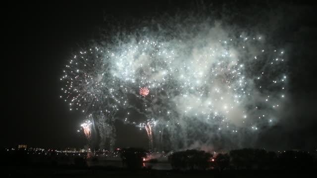 Thr 51th Katsushika Noryo Fireworks Festival