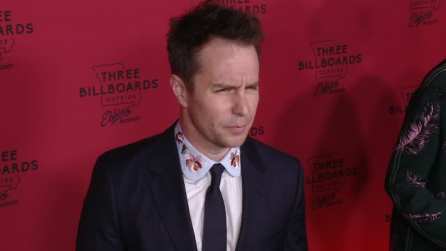 "CHYRON ""Three Billboards Outside Ebbing Missouri"" Los Angeles Premiere Presented by Fox Searchlight Pictures in Los Angeles CA"