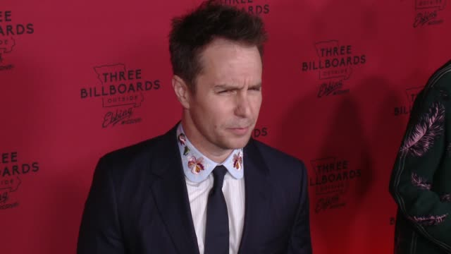 """CLEAN """"Three Billboards Outside Ebbing Missouri"""" Los Angeles Premiere Presented by Fox Searchlight Pictures in Los Angeles CA"""