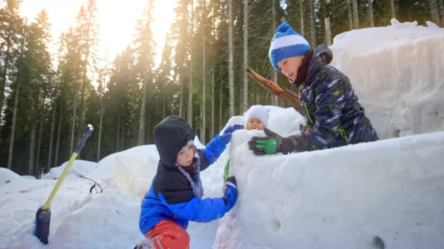 80 Top Igloo Video Clips & Footage - Getty Images