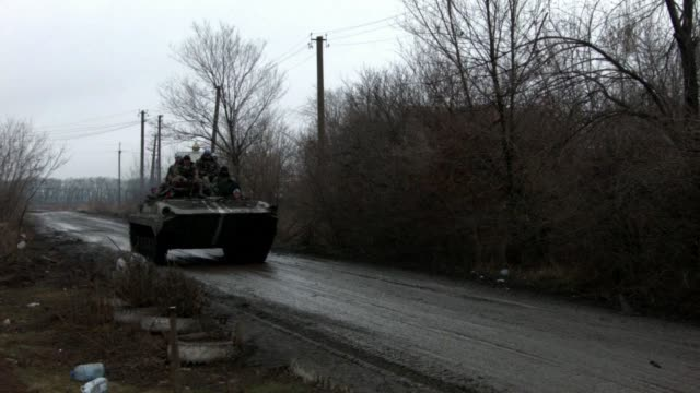 three day old ceasefire in eastern ukraine was under pressure on thursday after three government soldiers were killed while european nations raised... - eastern european culture video stock e b–roll