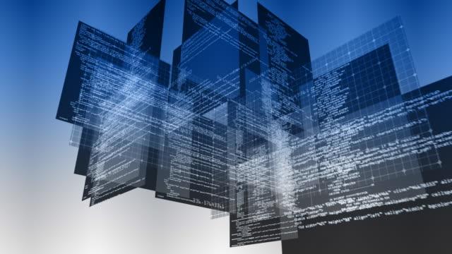 CGI, Three dimensional data codes