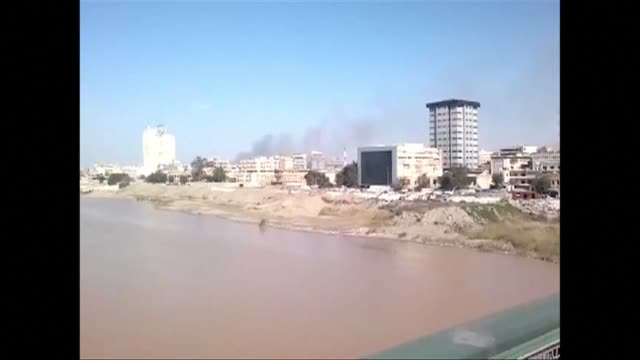 Three explosions in Baghdad including a car bomb opposite the foreign ministry killed 19 people Wednesday the latest in the worst surge of violence...