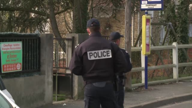 Three French children have been found with their throats slit at their home near Paris police said adding that a search has been launched for their...