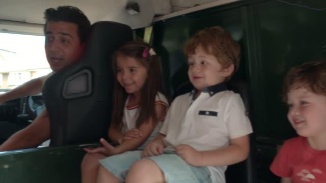 three generations - school child stock videos & royalty-free footage
