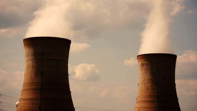 three mile island nuclear plant - pennsylvania stock videos & royalty-free footage