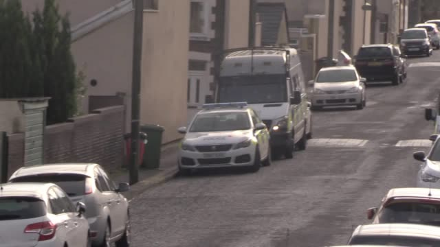 three people have been arrested on suspicion of modern slavery offences following police operations at care homes in south wales gwent police are... - victim stock videos & royalty-free footage