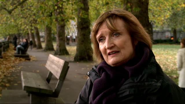 three women kept as slaves for 30 years in south london home lambeth dame tessa jowell mp interview sot important for nobody to jump to conclusions... - lambeth stock videos & royalty-free footage