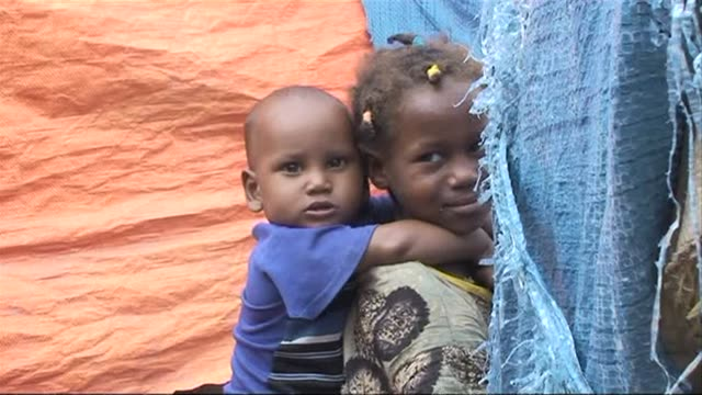 three years to the day since a famine that eventually killed more than a quarter of a million people was declared in somalia aid agencies warned... - east africa stock videos & royalty-free footage