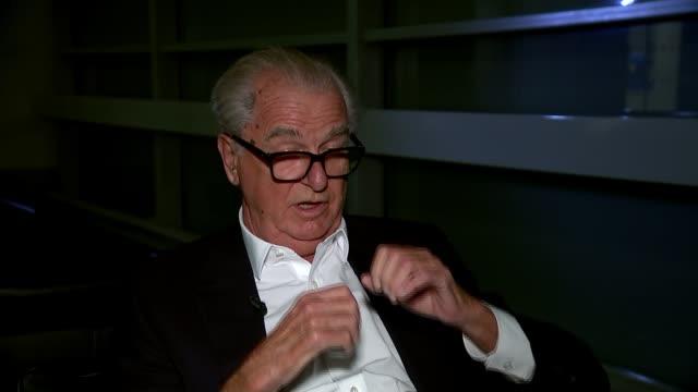 vidéos et rushes de throat lozenges the secret of margaret thatcher's 'authoritative' tones?; int lord bell interview sot/ victoria and albert museum: curator replacing... - museum