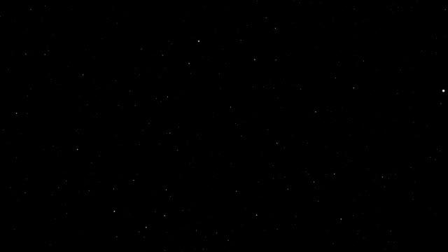 空の星 - 流星点の映像素材/bロール